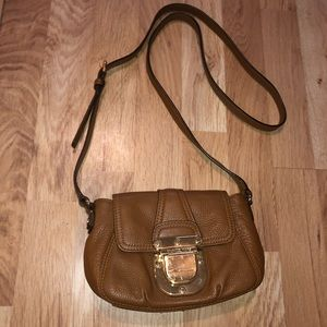 Michael Kors Brown Crossbody